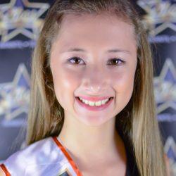 Maria Eduarda Silva Antunes - Miss Igaratá Infantil