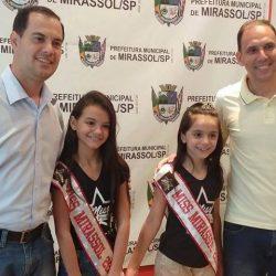 Prefeito e Vice-Prefeito, André Vieira e Thiago Pereira-cidade- Mirassol-candidatas-Rafaella Marcondes Crippa e Emanuelle Gonçalves Figueira