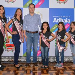 cidade-Atibaía-prefeito-Saulo Pedroso-candidatas- Isabelly Paredes, Rosa Rodrigues, Ana Carolina Trindade, Kemily Pereira e Kevellyn Fernanda.