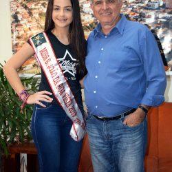 cidade- São João da Boa Vista- prefeito Vanderlei Borges-candidata- Maria Eduarda Souza de Oliveira